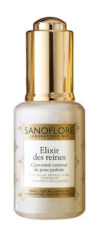 Elixir des Reines à la gelée royale pure - Sanoflore
