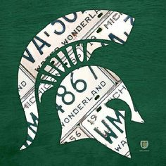 #michiganstate #green