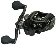 Lew's Fishing Pro Series BB1 Baitcast Reverse Anti-Reverse Reel, 6.5 oz./160 yd./12 lb./6.4:1, Right Hand ** To view further for this item, visit the image link.