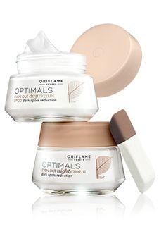 Optimals Even out  Dile adiós a las manchas con este magnífico producto de Oriflame
