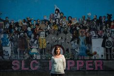 With the 50th anniversary of The Beatles' Sgt. Pepper album's release we celebrate Modern West - represented artists Jann Haworth as the co-creator of the cover of the album. Haworth is finally getting her due credit as the co-creator and directing her interviews on how that work has inspired other works including the SLC PEPPER mural and her most recent project Work In Progress. To read the coverage following the anniversary link here... http://ift.tt/2rBdsjr  #TheBeatelsSgtPepperAlbum…