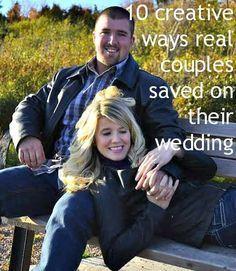 Real Wedding Budget Tips: 10 Ways We Saved Big On Our Big Day