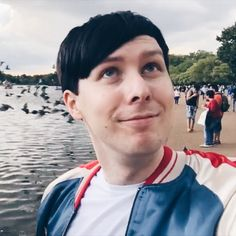 angel phil lester // phan // dan and phil Dan Howell, Daniel James Howell, Phil Lester, Phan Is Real, Dan And Phill, Phil 3, Danisnotonfire And Amazingphil, Cat Whiskers, Best Youtubers