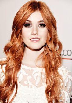 Morgan Smith Goodwin Natural Hair Color