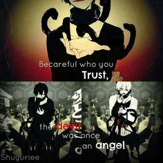 I Love This Quote! And Kuroha....