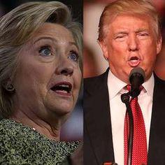 Hillary abre 11 pontos sobre Trump após frases sexistas World, Stitches, Frases, United States
