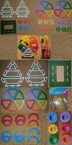 Pixel Beads, 3d Perler Bead, Hama Beads Design, Diy Perler Beads, Pearler Beads, Fuse Beads, Melty Bead Patterns, Pearler Bead Patterns, Perler Patterns
