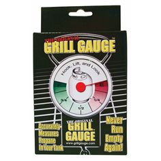 Grill Gauge® Propane Tank Gauge (GG100) - Gas Grill Parts - Ace Hardware