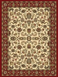 "Creative Home Traditional Classics Area Rug 12002-611 Ivory/Red Bordered 9' 2"" x 12' 6"" Rectangle Creative Home http://www.amazon.com/dp/B00C81BW5Q/ref=cm_sw_r_pi_dp_OYLcxb1D7BHMT"