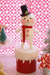 cotton pickin' fun!: Sew Much Fun Snowman!