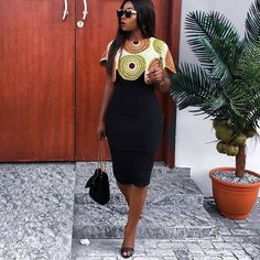 These classy Ankara styles will make you locate your tailor; if you want to turn heads at the next event you attend, then you need these Ankara styles to make a difference African Fashion Ankara, African Print Dresses, African Print Fashion, African Dress, African Prints, African Attire, African Wear, African Women, African Tops