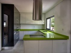 Silestone Verde Fun is often used for countertops. Thanks to the Verde Fun countertops your home radiates from pure elegance.   http://www.silestone-deutschland.com/en/silestone-countertops-Verde_Fun