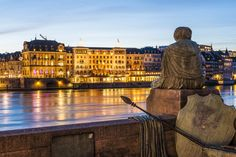 Les Trois Rois is one of Europe's oldest city hotels and exudes the charm and elegance of a historic grand hotel. All in the heart of Basel, in the centre of the Old Town and on the banks of the Rhine.