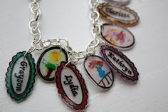 At Second Street: Mother's Day Bracelet {for Grandma}
