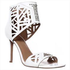 Nine West Karabee Dress Sandal, White