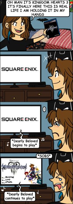 Kingdom Hearts: Image Gallery | Know Your Meme