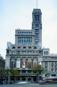 Círculo de Bellas Artes (cafe, roof view, cinema, art installations) - Julia's Recommendation