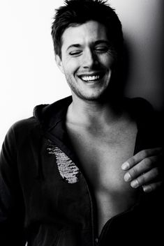 The most wonderful picture of Jensen Ackles!!! I just love him so much!
