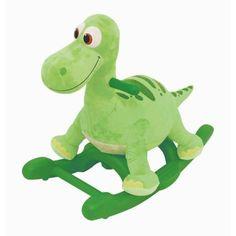 Kiddieland Disney The Good Dinosaur Arlo Plush Rocker - Walmart.com