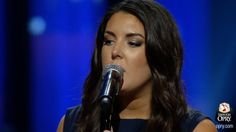 """Kree Harrison - """"All Cried Out"""" Live at the Grand Ole Opry So beautiful!"""
