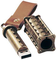 Zahlenschloss USB Drive darumbinichblank.de