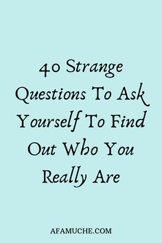 40 Questions To Ask Yourself For Personal Growth, which helps maximize the benefits of every day self reflection to know who you really are. Deep Questions To Ask, Personal Questions, This Or That Questions, Hard Questions, Journal Questions, Journal Writing Prompts, Self Care Activities, Self Improvement Tips, Self Awareness