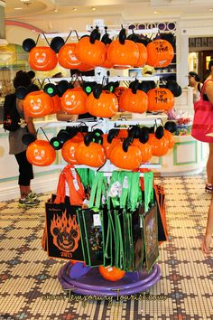 halloween merchandise in walt disney world 2013 mickeymouse mouseears disneyland