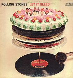 Now Playing -Let It Bleed - The Rolling Stones