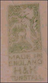 Hollinshead & Kirkham (Ltd) Printed Mark 1933-42