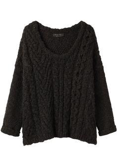 La Garçonne  #knitting