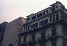 Philippinen Manila Hotel Luneta April 1989 496