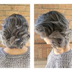 Hair by Sarai: Silver balayage | Yelp