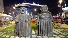 Los Gigantillos de Burgos por Charo Moreno Borro