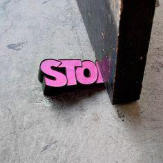 Stop Doorstop now featured on Fab.