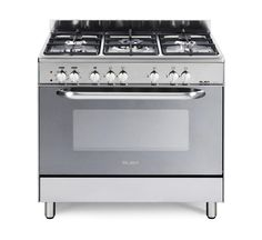 ELBA 900 mm 5-Burner Gas/Electric Stove | Gas Stoves | Gas Stoves | Stoves | Stoves & Ovens | Appliances | Makro Online Site