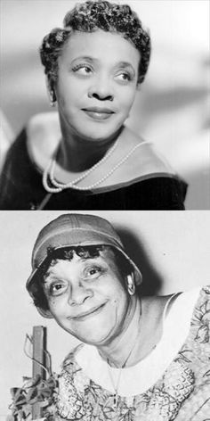 """Jackie """"Moms"""" Mabley I loved this woman. Female Comedians, Black Celebrities, Celebs, Vintage Black Glamour, African Diaspora, My Black Is Beautiful, African American History, Look At You, Girl Humor"""