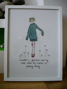 Supercutetilly: Last on my list :( Free Motion Embroidery, Free Machine Embroidery, Hand Embroidery Designs, Embroidery Patterns, Embroidery Hoops, Cross Stitching, Cross Stitch Embroidery, Cross Stitch Patterns, Fabric Art