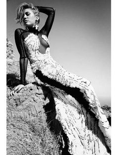 Miley Cyrus, September 2012