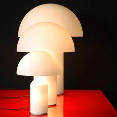 Oluce Atollo Light by Vico Magistretti