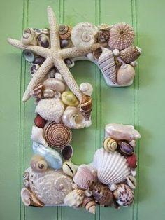 Magical DIY Ideas with Sea Shells