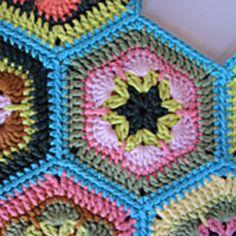 Single Crochet Join-as-you-go Tutorial