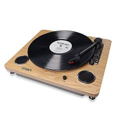 Archive LP Real Wood Turntable $69.99