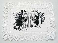Get Inspired 45 Amazingly Creative Papercut Artwork