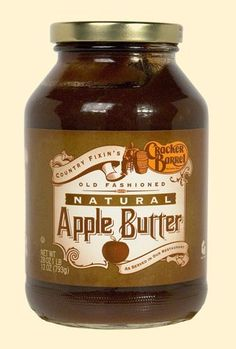 Our Natural Apple Butter is made the old-fashioned way, with natural ingredients. Plump, ripened apples ground spices are kettle-cooked to perfection. Yummy Treats, Sweet Treats, Bean Cakes, Good Food, Yummy Food, Unique Desserts, Spiced Apples, Apple Butter, Candy Recipes