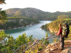 Canada has so much to offer.Canada also has many scenic vistas, natural wonders and urban attractions to offer tr. The Places Youll Go, Cool Places To Visit, Malbaie, Charlevoix, Canadian Travel, Travel Photos, Travel Ideas, Travel Photography, Beautiful Places