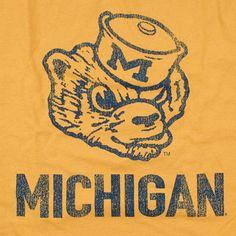Michigan Wolverines Logo 1922