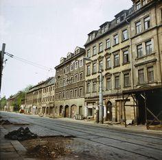 Dresden-Friedrichstadt. Schäferstraße