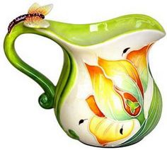 Tulip Creamer BY Icing ON THE Cake Jeanette Mccall | eBay
