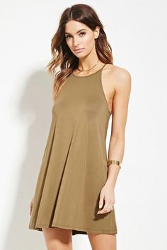 Contemporary Cami Dress #f21contemporary