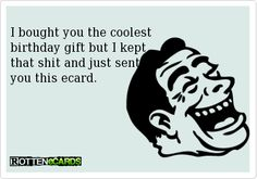 Images About Birthdays Birthday Jpg 236x165 Happy Rotten Ecard Funny